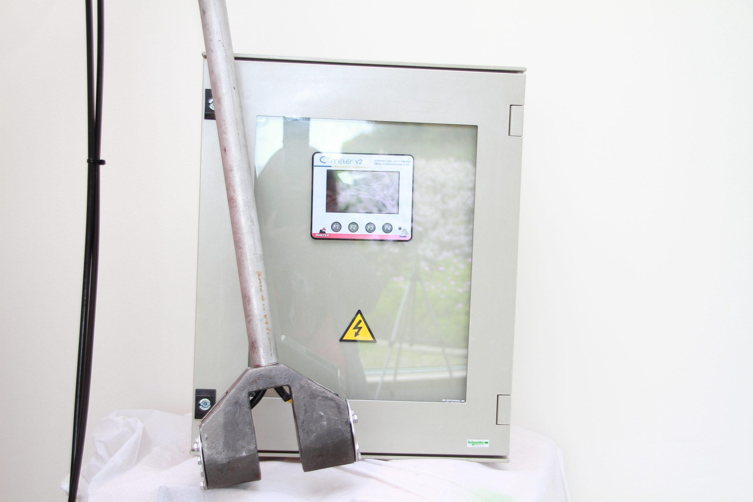 C2 Meter online carbon measurement